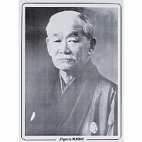 Poster Sensei Jigoro Kano
