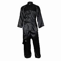 Wushu Anzug, schwarz, verschiedene Größen