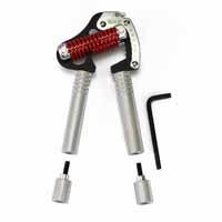 Fingerhantel, Iron 8 Ext Modell mit langem Griff