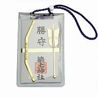 Einfacher Budo O-Mamori aus Japan