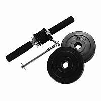Wrist Curl Exerciser Einsteigerset - Handgelenktrainer plus 2x 1,5 kg Gewichte