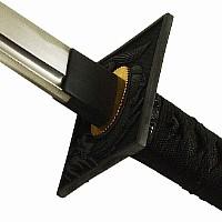 Ninja-To, Ninjaschwert, 1045 Carbonstahl