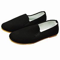 Kung Fu Schuhe mit heller Gummisohle, verschiedene Größen