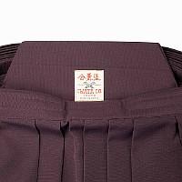 Iwata Shokai Hakama Polyester A, das Original aus Japan, purple
