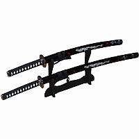 2er Dragon-Samurai Schwertset