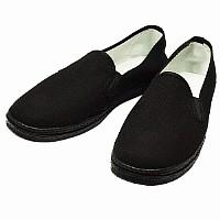 Kung Fu Schuhe mit schwarzer Gummisohle, verschiedene Größen
