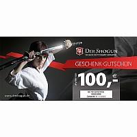 Geschenkgutschein - 100 Euro